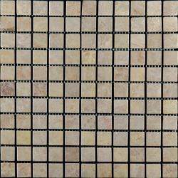 Изображение Adriatica Мозаика из мрамора состаренная M036-25T 2,5х2,5