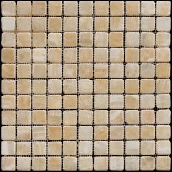 Изображение AdriaticaМозаика из мрамора поверхность состаренная M073-25T 2.5х2.5