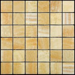 Изображение AdriaticaМозаика из мрамора Полированная M073-48P 4.8х4.8