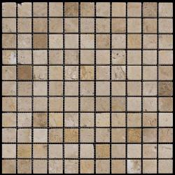 Изображение Adriatica Мозаика Mраморная Полированная M090-25P 2.5х2.5