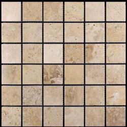 Изображение Adriatica Мозаика Mраморная Полированная M090-48P 4.8х4.8