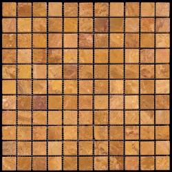 Изображение Adriatica Мозаика Mраморная Полированная M097-25P 2.5х2.5