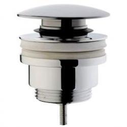 Фото сантехники Sifon Донный клапан для раковины с переливом