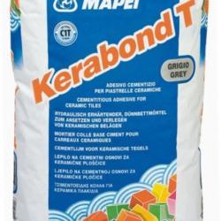 Строительная химия Kerabond-T Grey 25 kg клей для плитки