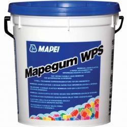 Строительная химия Mapegum WPS 10 kg быстросохнущая эластичная мембрана для гидроизоляции внутри помещений