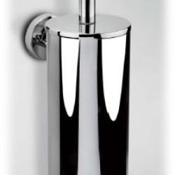 Фото сантехники Basic Туалетный ершик с колбой, подвесной h-35,5см, цвет хром