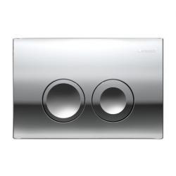 Фото сантехники Delta 21 Смывная клавиша, хром глянцевый
