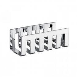 Фото сантехники System 2 Полочка для душ/принадлежностей, 200*100*65 мм, прямоугольная, настенный монтаж, цвет хром