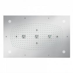 Фото сантехники Raindance Rainmaker Air Верхний душ 680x460 мм, прямоугольный с подсветкой