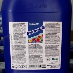 Строительная химия Primer-G  10 kg грунтовка