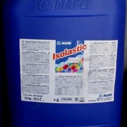 Строительная химия Isolastic 25 kg латексная добавка для клея