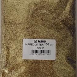 Строительная химия Mapeglitter №205 Gold 0,1 kg добавка блеск для затирочных составов