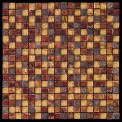 Изображение Inka Мозаика Стекло - мрамор BDA-1507 1,5х1,5