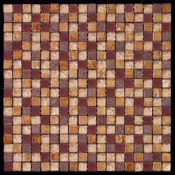 Изображение Inka Мозаика Стекло - мрамор BDA-1522 1,5х1,5