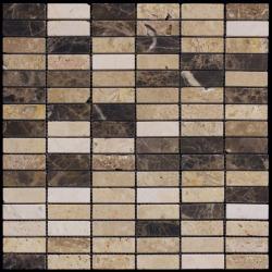 Изображение London Мозаика Мраморная Полированная 0132/MP 1,7x4,8