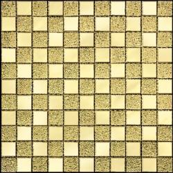 Изображение Mirror Стеклянная мозаика QM-2543 2,5х2,5