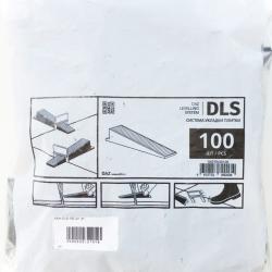 Картинка товара Клин DLS 100 шт