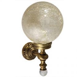 Фото сантехники Cristalia Светильник настенный, цвет бронза