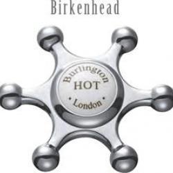Фото сантехники Bridge Ручка-крестик Birkenhead (пара), цвет хром