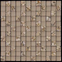 Изображение Flowers Стеклянная мозаика KDS-04 2,3х2,3