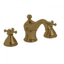Фото сантехники Prestige Смеситель для раковины на 3 отверстия, цвет бронза