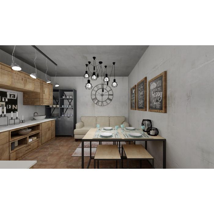 Кухня Rondine/Tribeca, Atlas Concorde Russia/Heat - 2