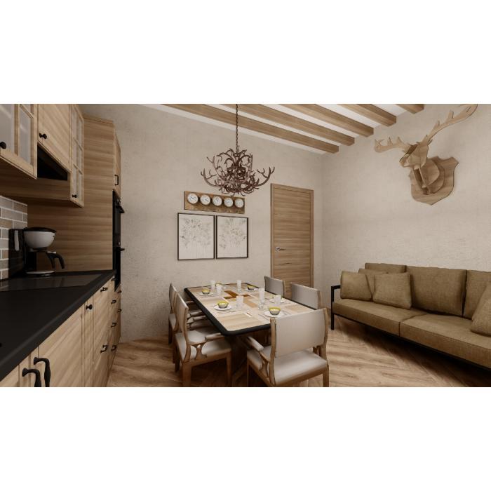 Сауна Rondine/Tribeca, Peronda ceramicas/Foresta-Mumble, Italon/Materia - 4