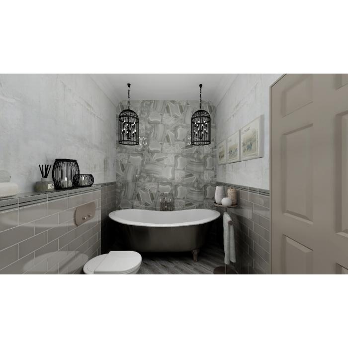 Ванная La Fabbrica/Astra, Grazia/Vintage, Peronda C./Foresta-Benton