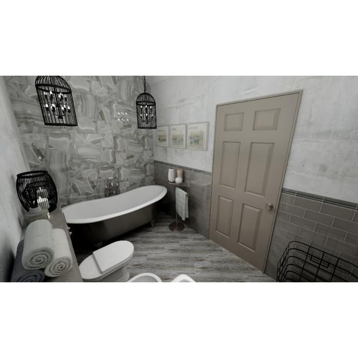 Ванная La Fabbrica/Astra, Grazia/Vintage, Peronda C./Foresta-Benton - 5