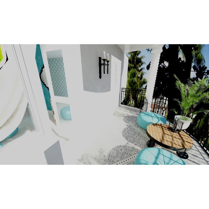 Квартира Mainzu/Catania-Colonial, Realonda/Orly - 9