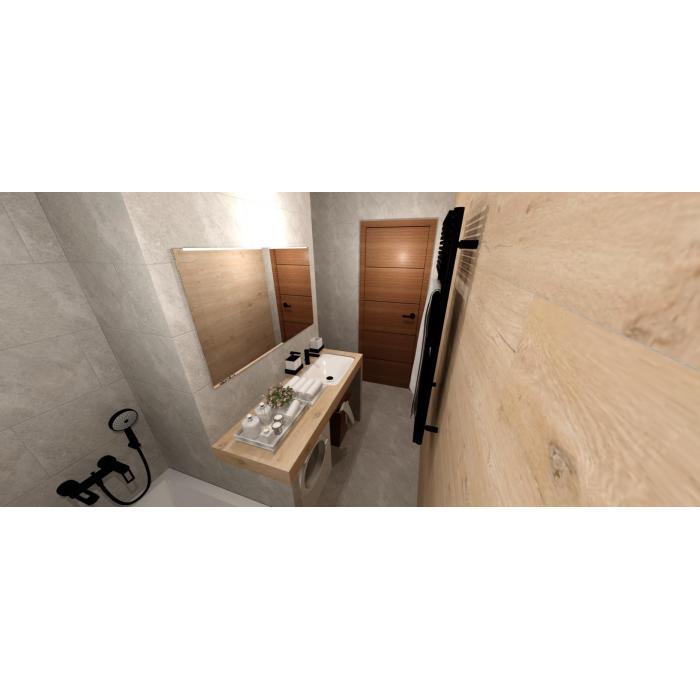 Ванная комната Italon/Element Silk,Italon/Climb,Atlas Concorde Russia/Oak Reserve - 2