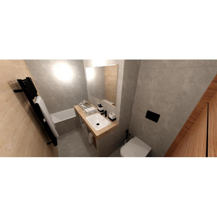 Ванная комната Italon/Element Silk,Italon/Climb,Atlas Concorde Russia/Oak Reserve - 3