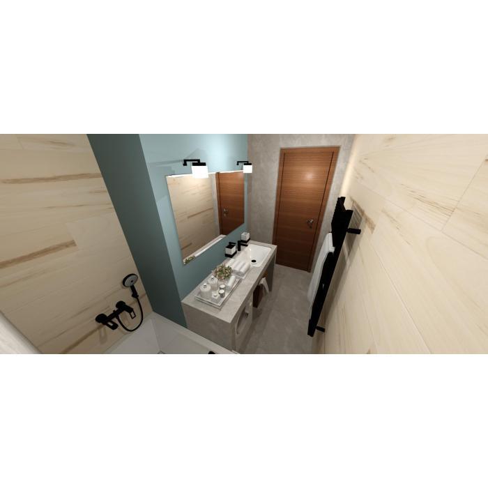 Ванная комната Italon/Element Silk,Italon/Climb,Atlas Concorde Russia/Oak Reserve