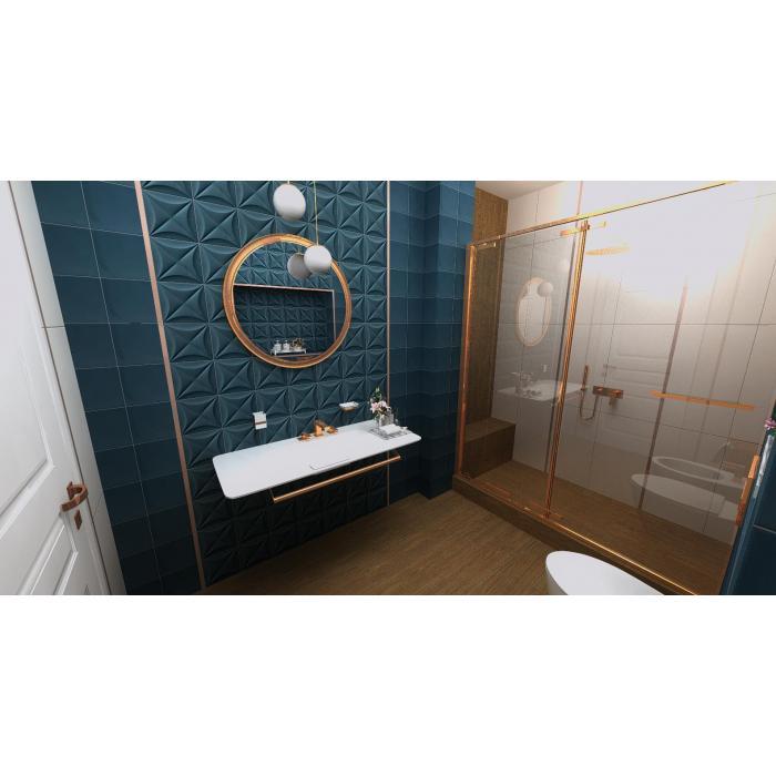 Ванная комната Marca Corona/4D,Italon/NL-Wood - 2