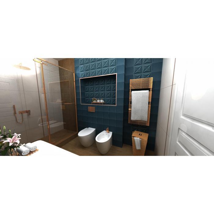 Ванная комната Marca Corona/4D,Italon/NL-Wood - 3