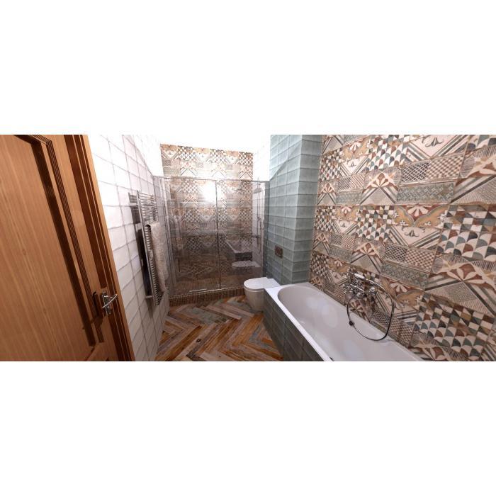 Ванная комната Mainzu/Esenzia, Peronda ceramicas/FS Melvin - 2