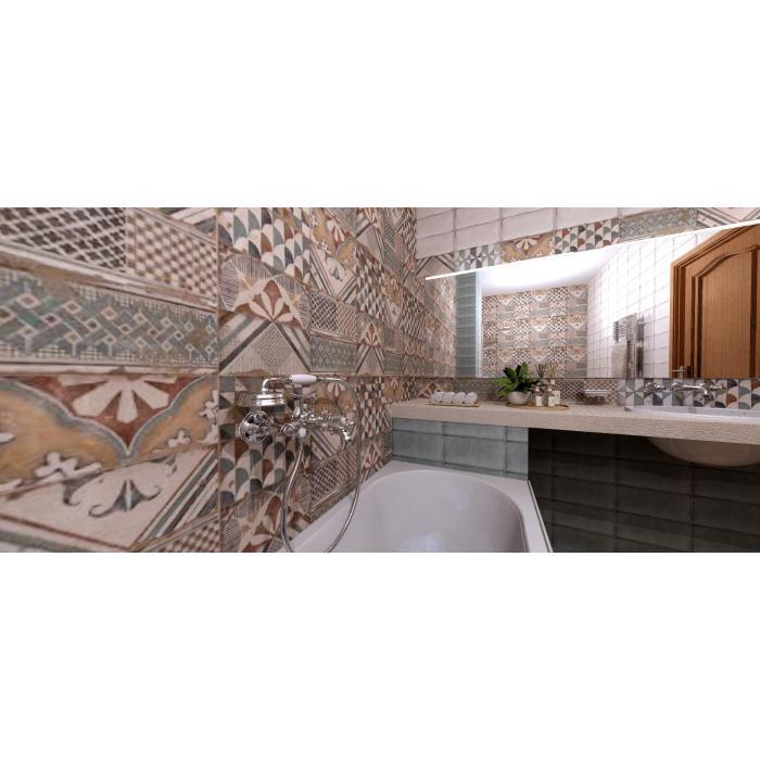 Ванная комната Mainzu/Esenzia, Peronda ceramicas/FS Melvin - 4