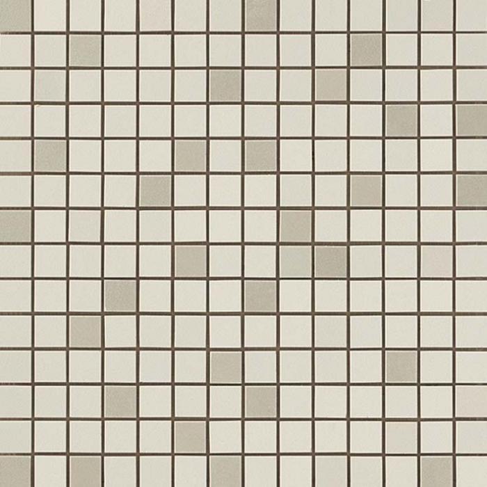 Текстура плитки Arkshade Light Clay Mosaico Q 30,5х30,5