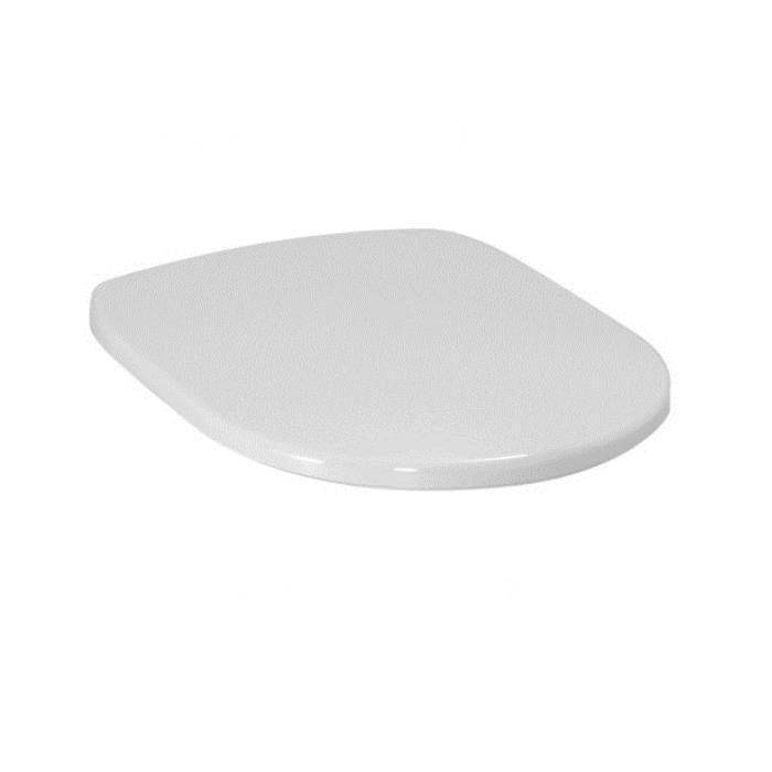 Фото сантехники Pro Сиденье для унитаза с микролифтом, цвет белый - 2
