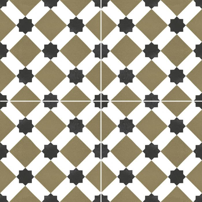 Текстура плитки Howard Olive 45x45 - 2