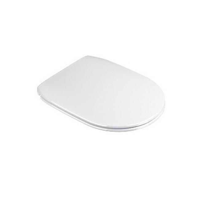 Фото сантехники Canova royal Сиденье для унитаза с микролифтом, цвет белый