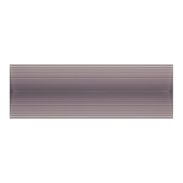 Текстура плитки Indy Viola Struktura Paski Rekt. 25x75