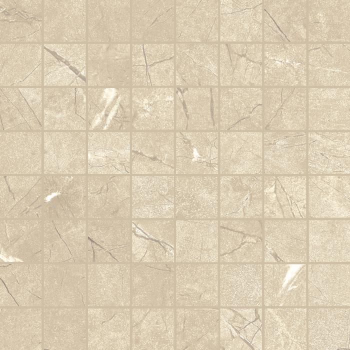 Текстура плитки Шарм Экстра Аркадиа Мозаика Люкс 29,2x29,2