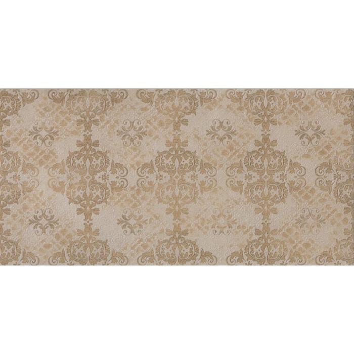 Текстура плитки Evoque Sabbia Dec.Laccehe Caramel 60x120