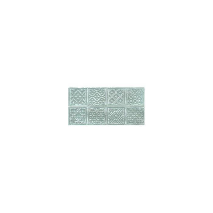 Текстура плитки Composicion Rodia Turquoise 15x30