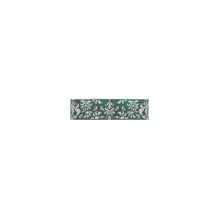 Текстура плитки Decor Coquet Emerald 7.5x30