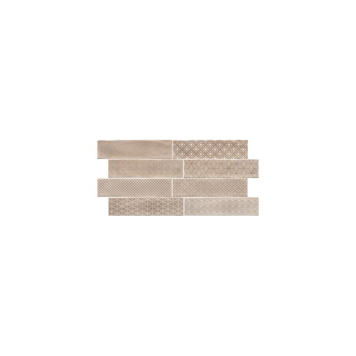 Текстура плитки Decor Opal Vison 7.5x30