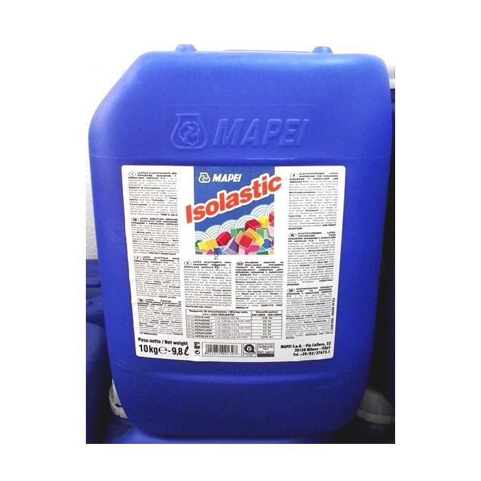Строительная химия Isolastic  9 kg  латексная добавка для клея - 2