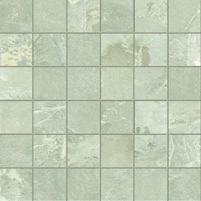 Текстура плитки High Line Mosaico Chelsea Nat Ret (5x5) 30x30
