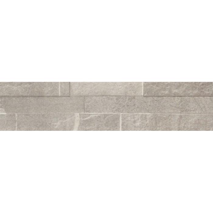 Текстура плитки StoneOne Grey Muretto 3D 10.5x45
